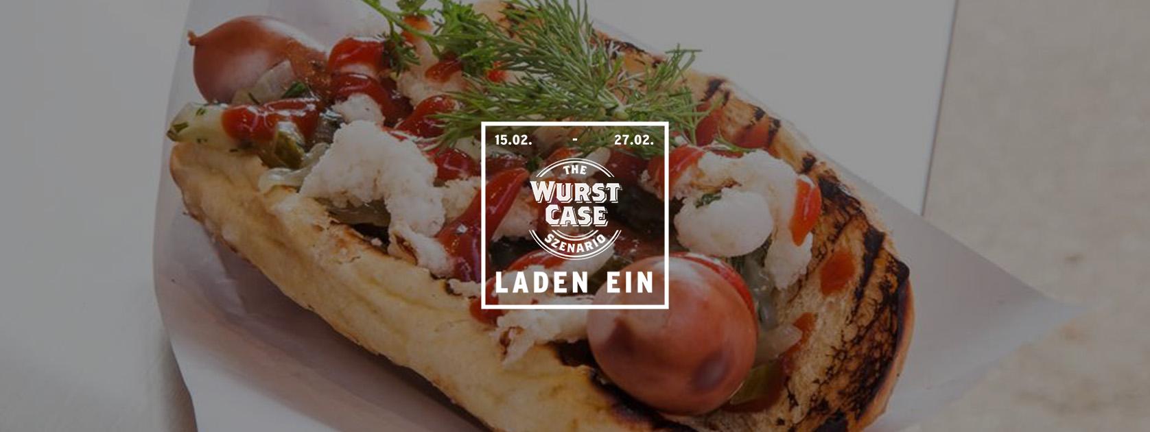 Wurst Case Szenario bei LADEN EIN