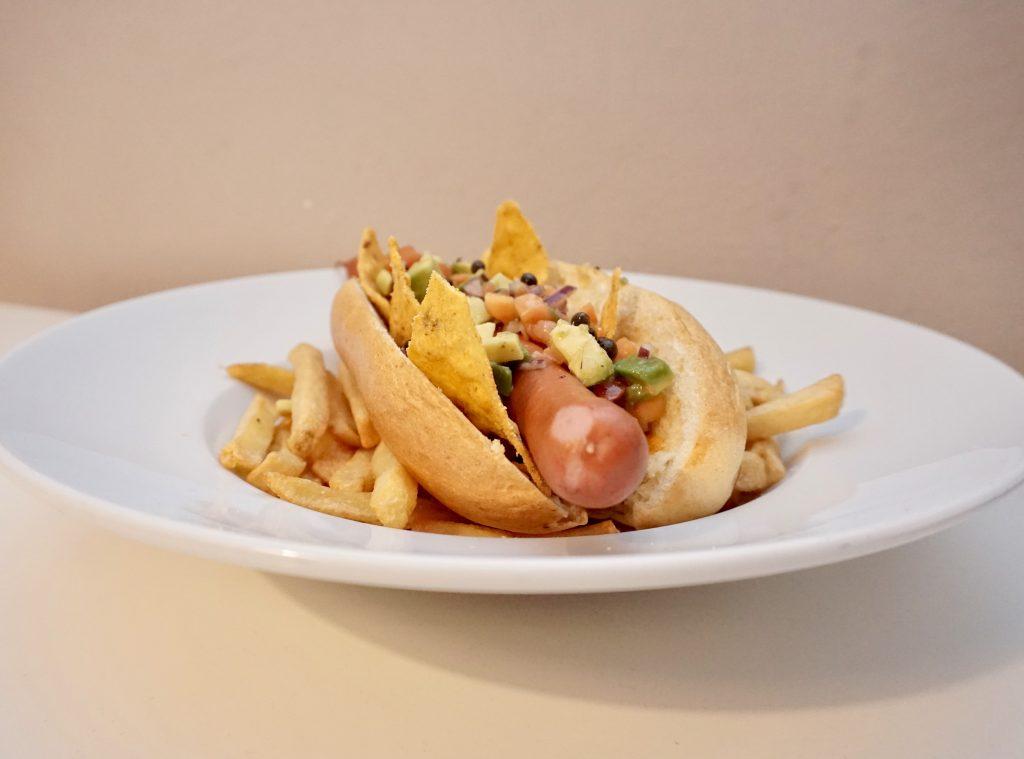 Hot Dog Salsa